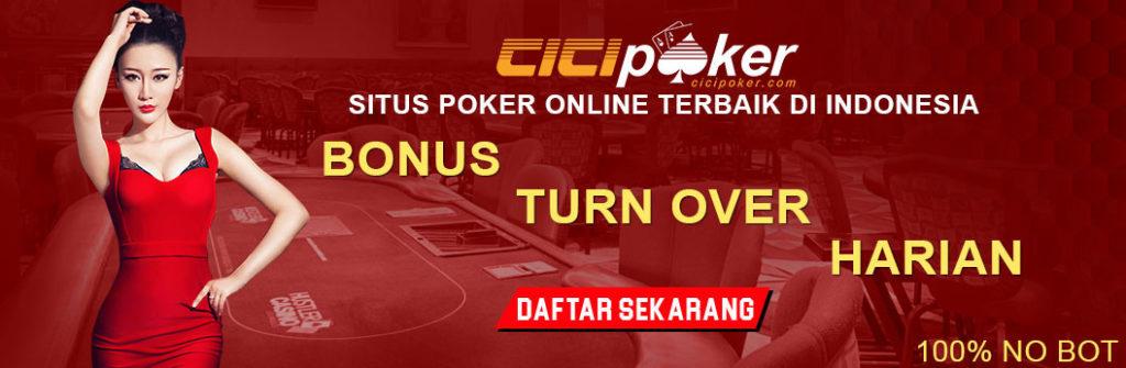 bonus harian judi poker online