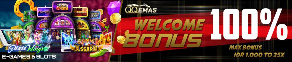 bonus slot online uang asli terbesar